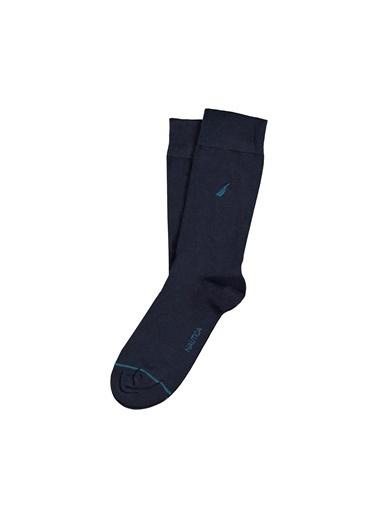 Nautica Çorap Renkli